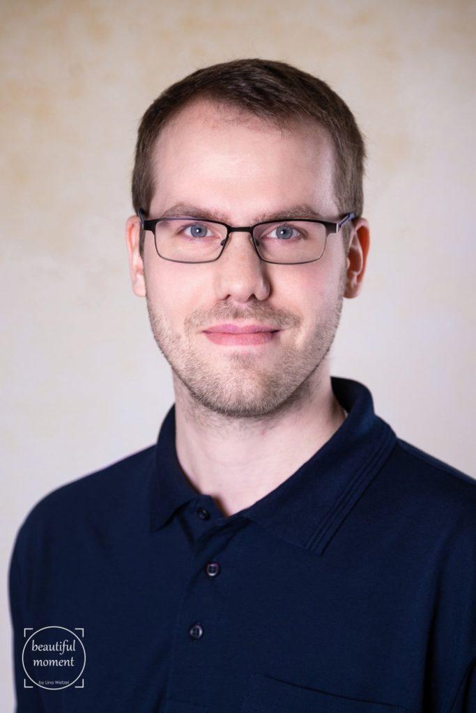 Leitungs- und Führungskräfte: Nicolai Mahler, Stv. Bereitschaftsleiter