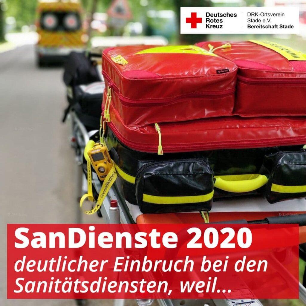 Sanitätsdienst 2020