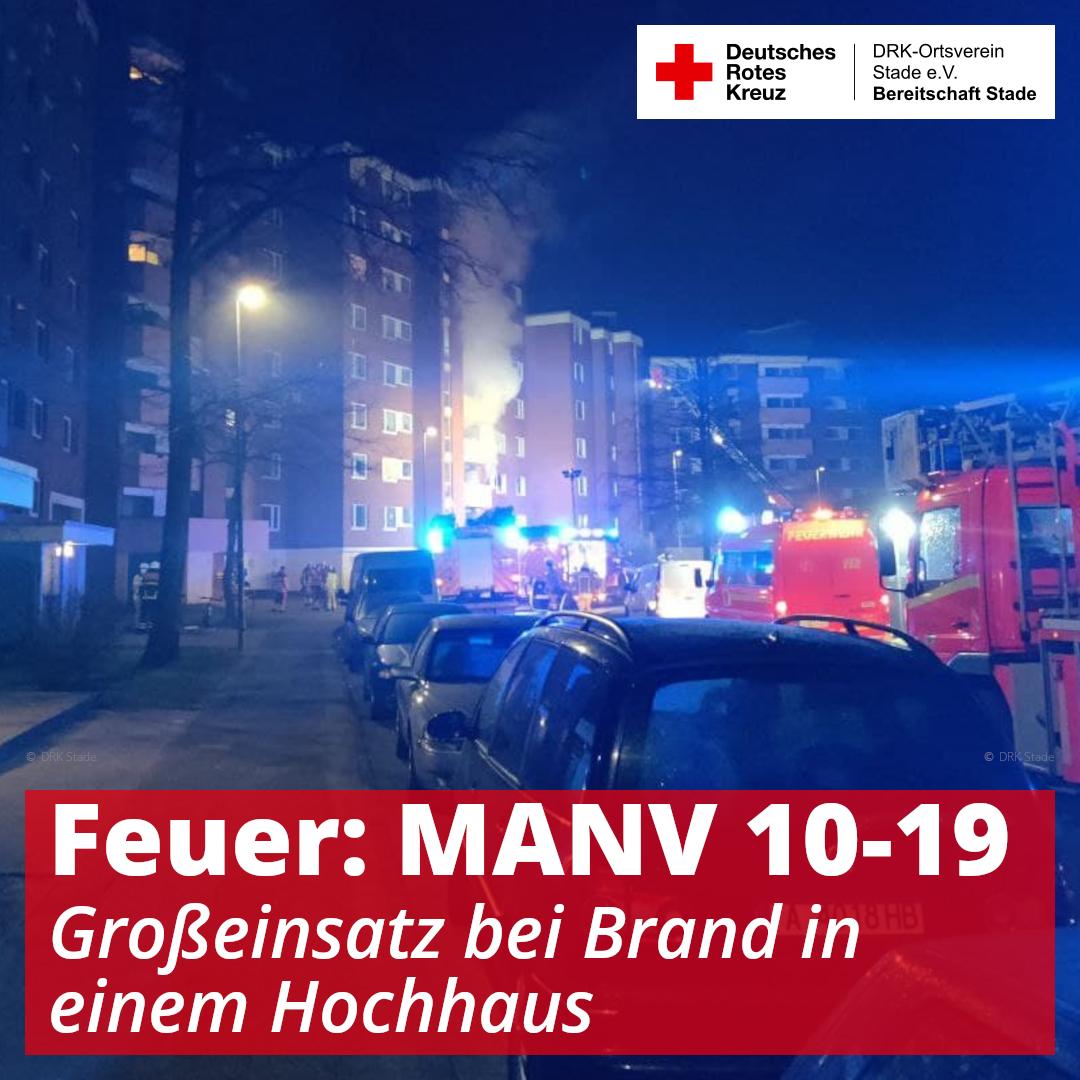 Feuer: MANV 10-19