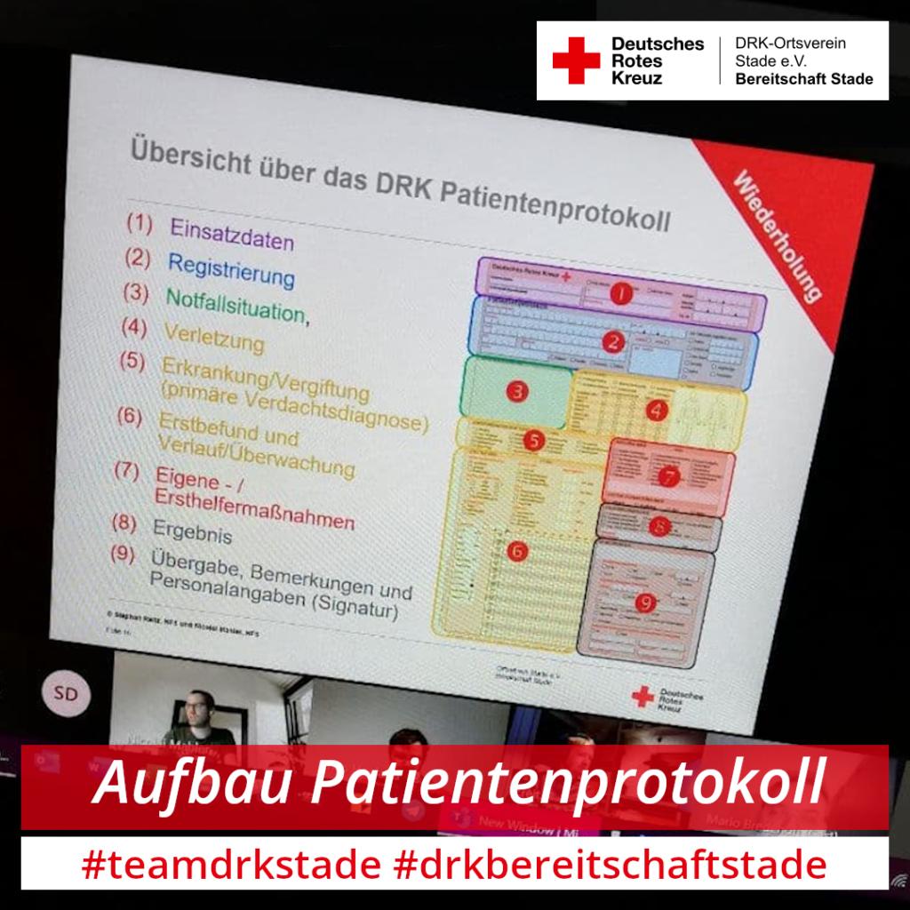Patientenprotokoll