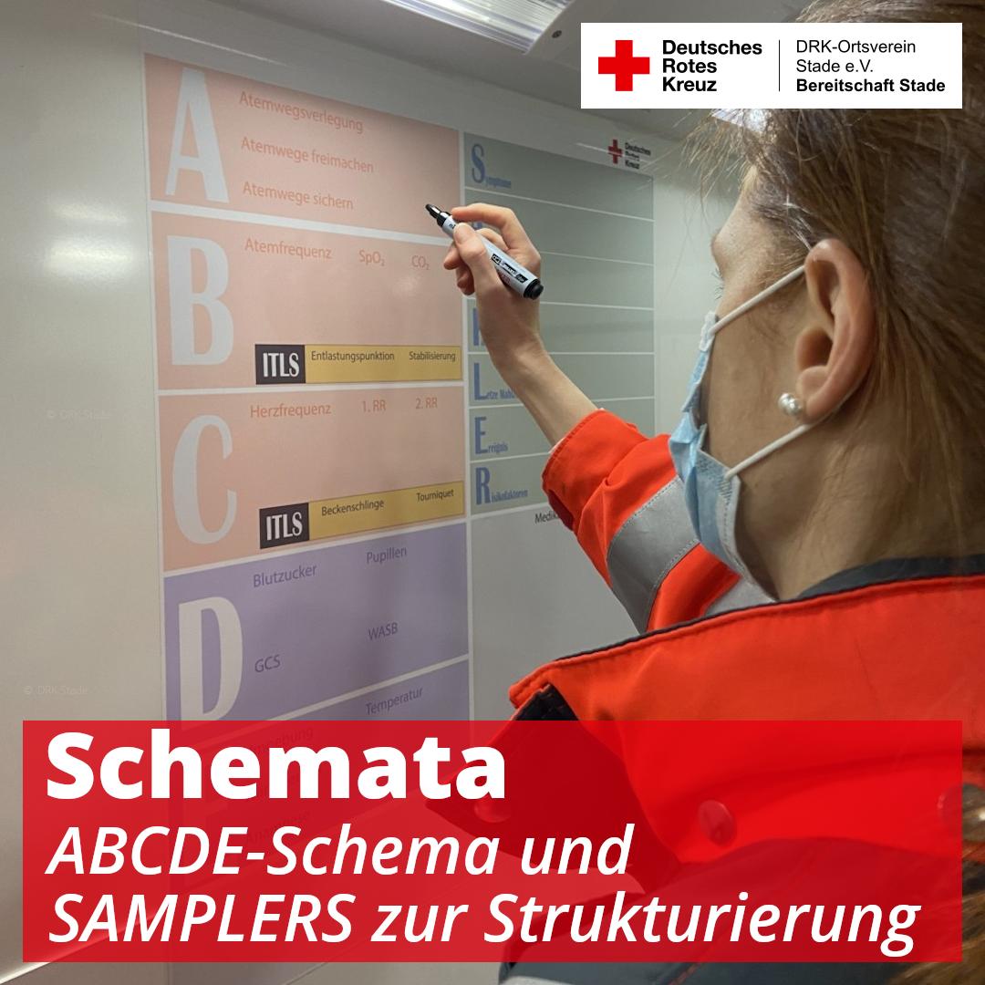 Ersteinschätzung - cABCDE und SAMPLER(S) - 1