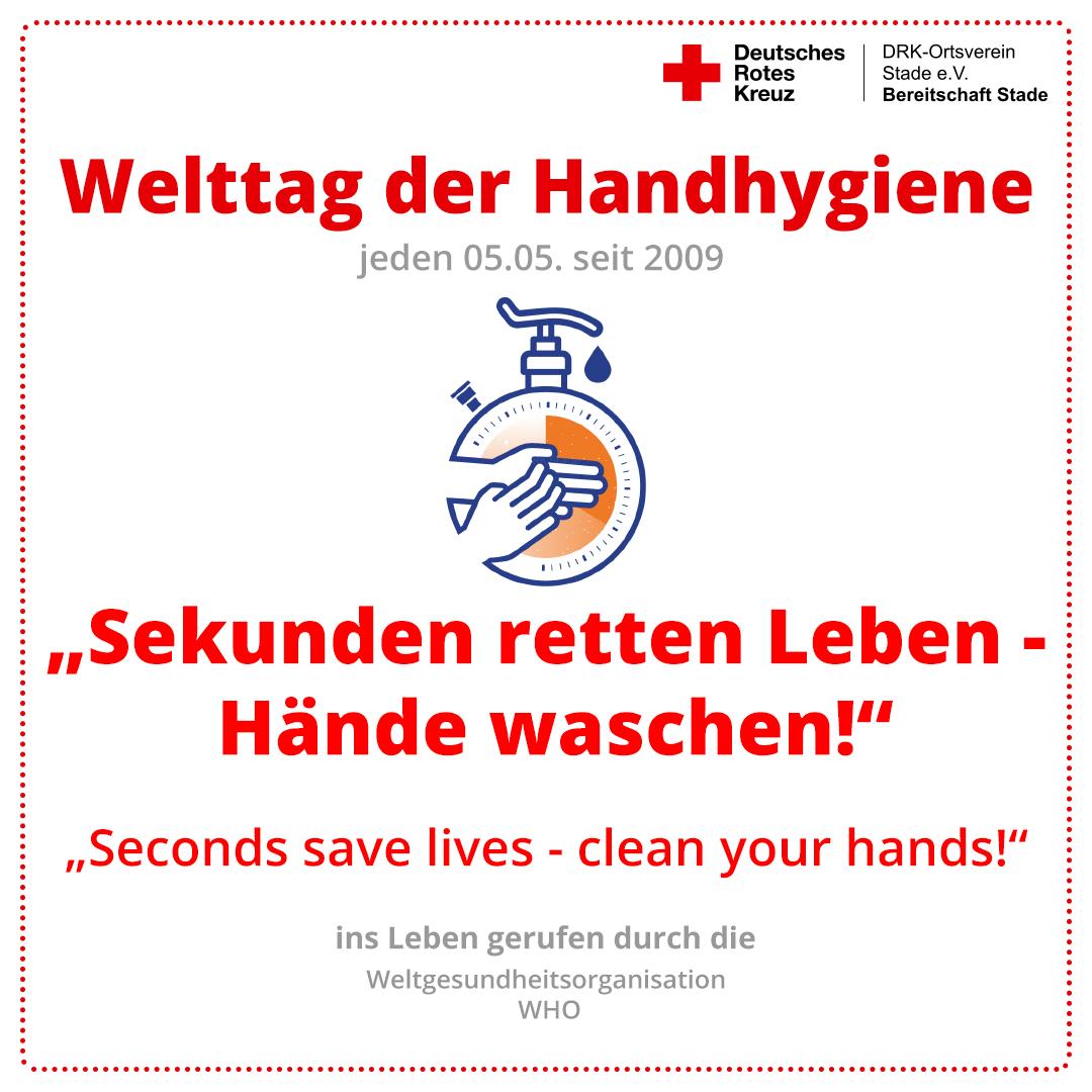 Welttag der Handhygiene 2021 – 1