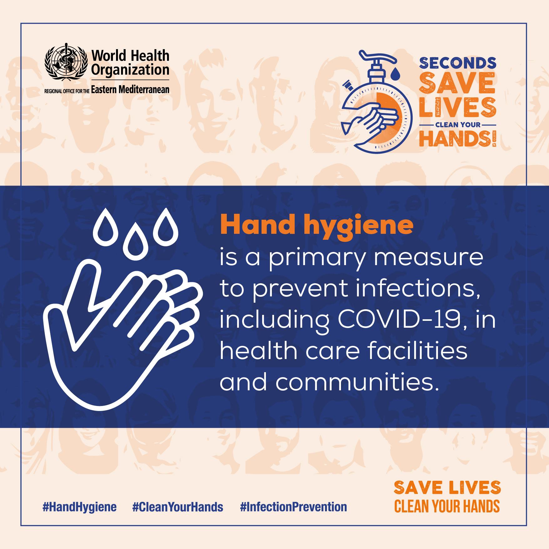 Welttag der Handhygiene 2021 - 2