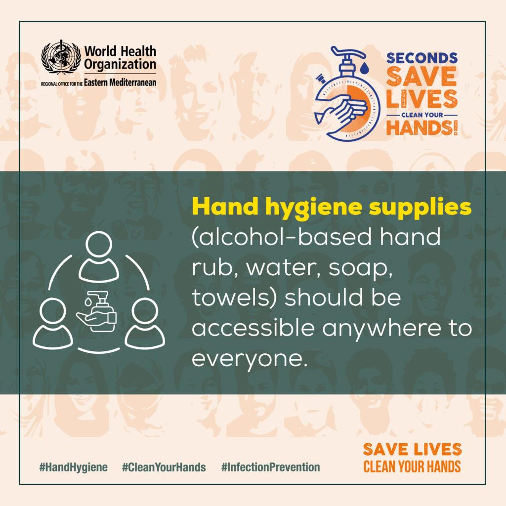 Welttag der Handhygiene 2021 - 4