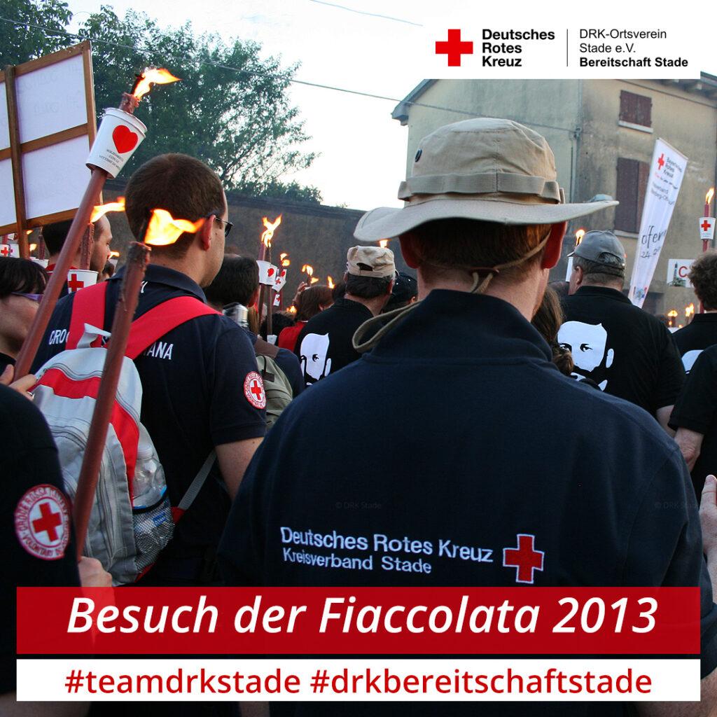 Fiaccolata 2013 in Solferino