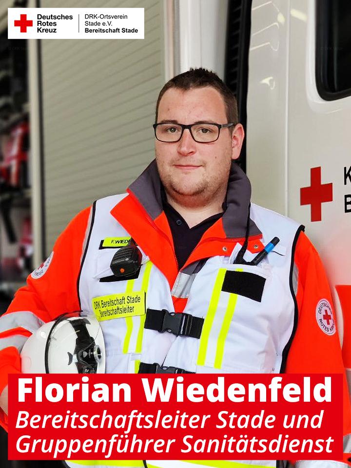 Ansprechpartner Florian Wiedenfeld