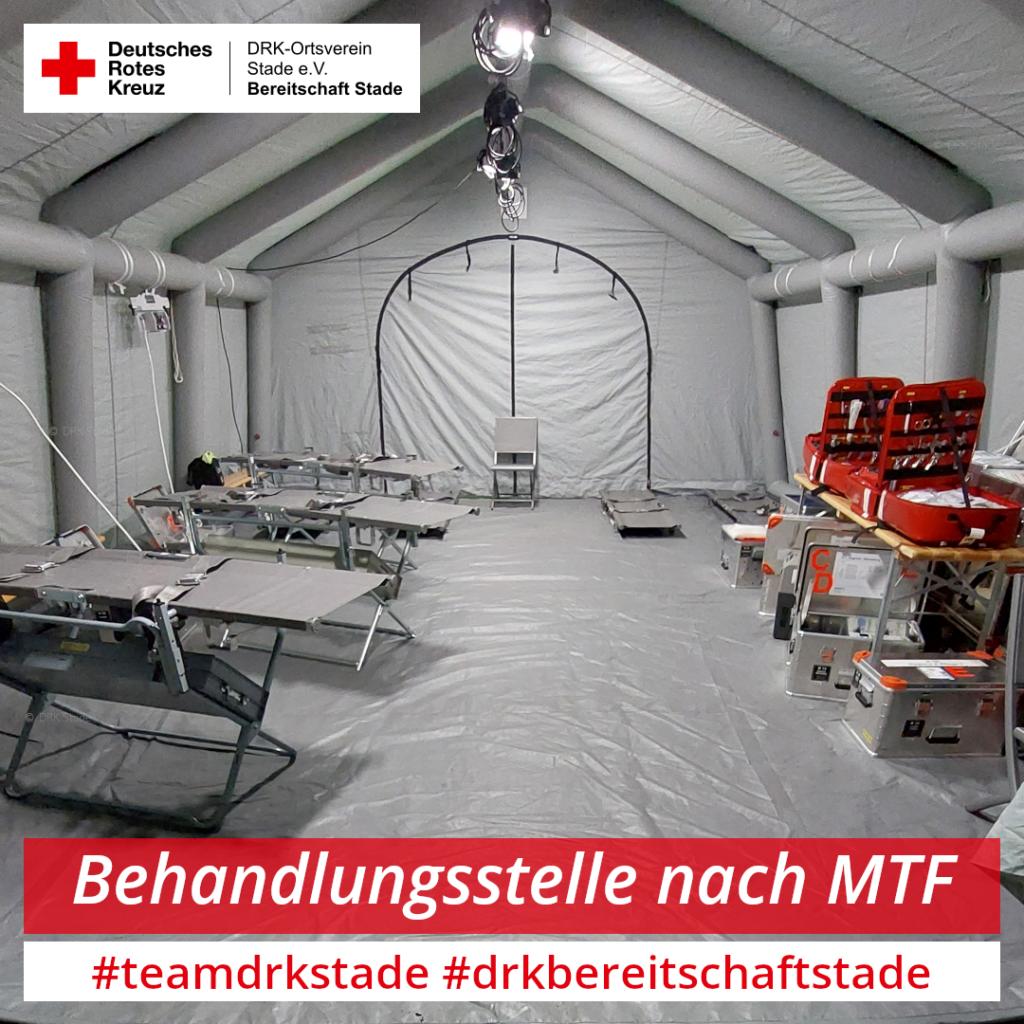 Behandlungsstelle nach MTF