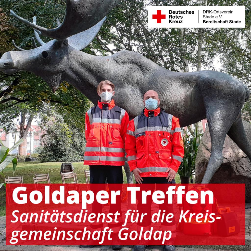 Goldaper Treffen Stade 2021